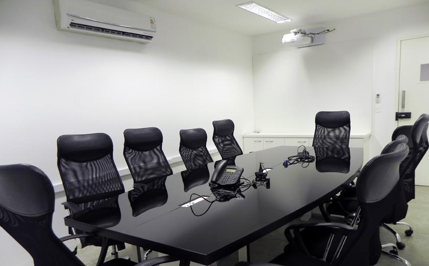 Climatização Sala de Reunião